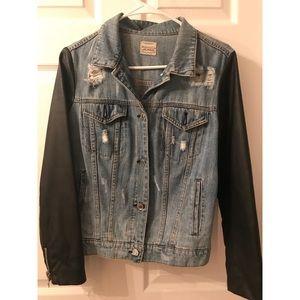 Mango ❤️ denim jacket